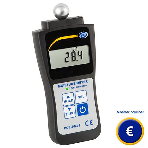 Indicador de humedad de material pce pmi 2 - Humedad relativa espana ...