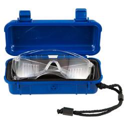 Gafas de protección de alta calidad para la cámara de inspección UV.