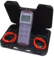Manómetro PCE-P para determinar la presión positiva, negativa, vacío y diferencial
