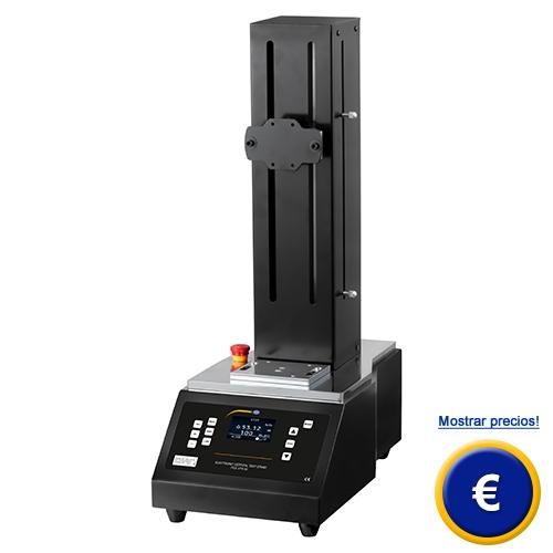 Aquí encontrará más información sobre máquina de ensayo motorizada de tracción y compresión