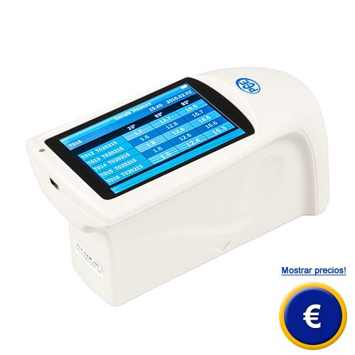 Más información sobre el medidor de brillo PCE-PGM 100