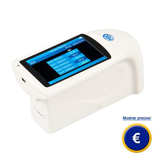 Más información sobre el medidor de brillo PCE-PGM 60