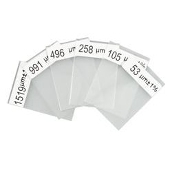 Patrones de ajuste del medidor de espesor de capas PCE-CT 24FN