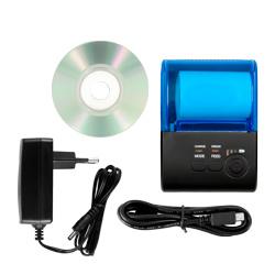 Impresora Bluetooth para el medidor de espesor PCE-TG 300