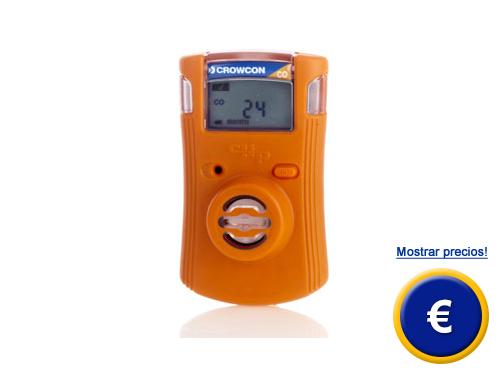 Medidor de gas Crowcon Clip