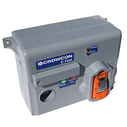 Estación de prueba C del medidor de gas Crowcon Clip