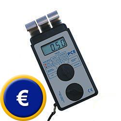 Probador de humedad Humedad Pantalla LCD Probador de humedad digital Medidor de humedad para tabaco Papel para madera Bamb/ú Algod/ón para exterior interior