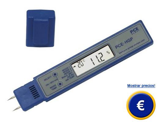 Medidor de humedad pce hgp - Aparato para la humedad ...