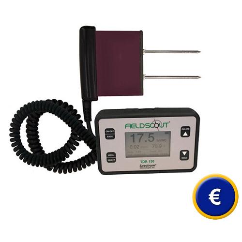 Medidor de humedad de tierra TDR-150