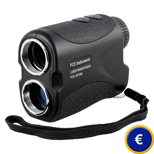 Medidor l ser de distancia pce lrf 600 - Medidor distancias laser ...