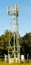 Medidor de radio frecuencia para la detección de radiación de repetidores de señal