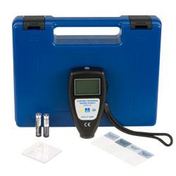 Contenido del envío del medidor de recubrimiento PCE-CT 5000