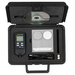 Contenido de envío del medidor de recubrimiento PCE-CT 65