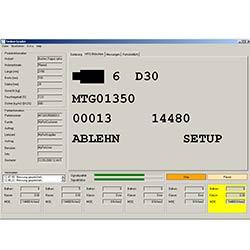 El Software para almacenar los datos viene incluido en el envío del medidor de resistencia de madera