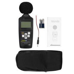 Contenido de envío del medidor de sonido LEQ PCE-353N