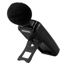 Pie de apoyo medidor de sonido LEQ PCE-353N
