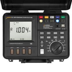 El medidor de tierra PCE-ET 5000