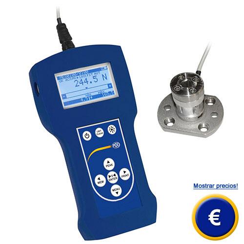 Más información acerca del medidor de torque digital serie PCE-FB TW