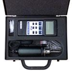 Contenido del envío del medidor de torque PCE-TM 80