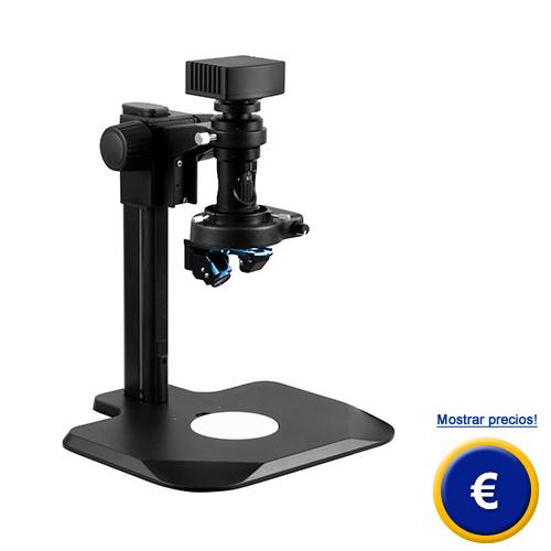 Más información sobre el microscopio digital 3D PCE-IDM 3D