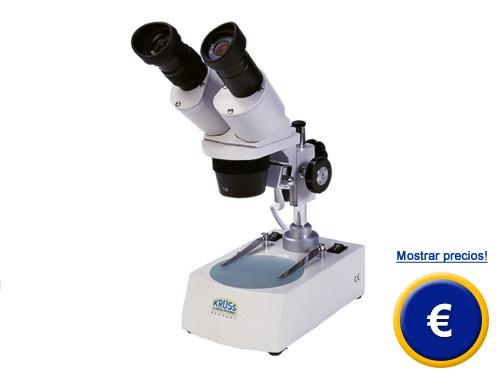 Más información acerca del microscopio estereo MBL4000-20/40-IL-TL