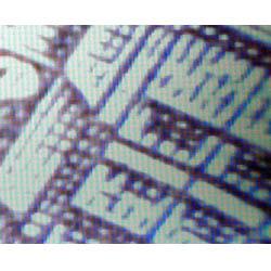 Ampliación de un billete
