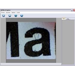 Controlando la calidad de impresión con el microscopio
