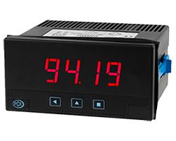 Imagen del monitor para medida de vibraciones PCE-VMS 100