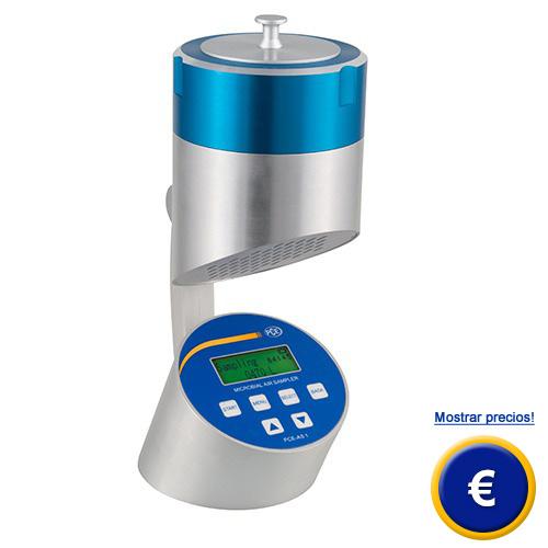 Más información acerca del muestreador del aire PCE-AS 1
