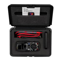 Contenido de envío del multímetro digital PCE-HDM 15