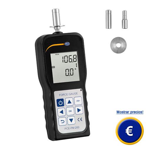 Penetrómetro de la serie PCE-PTR 200.