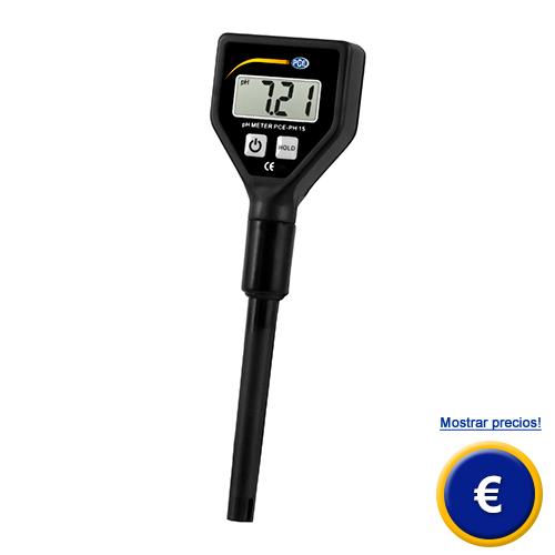 Más información acerca del pH-metro