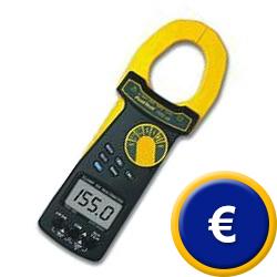 Pinza amperimétrica CM-9930 eff hasta 2000 amperios