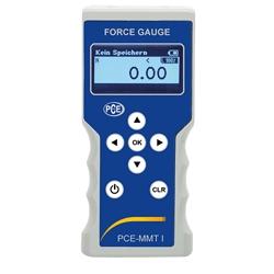 Optionales Zubehör Handkraftmessgerät zu Manueller Zug-Druck-Prüfstand
