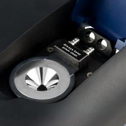 Conexión del refractómetro Abbe para conectar un termostato
