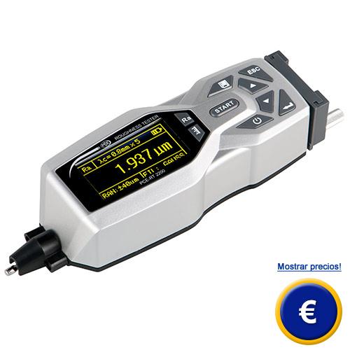 Más información acerca del rugosimetro PCE-RT 2200