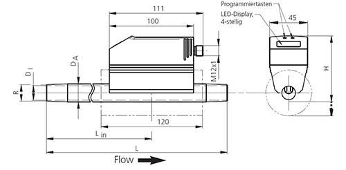 Más información acerca del sensor de caudal