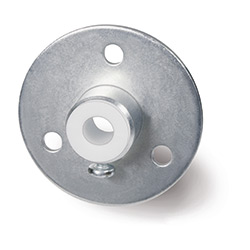 Brida de montaje de acero para sensor de caudal universal