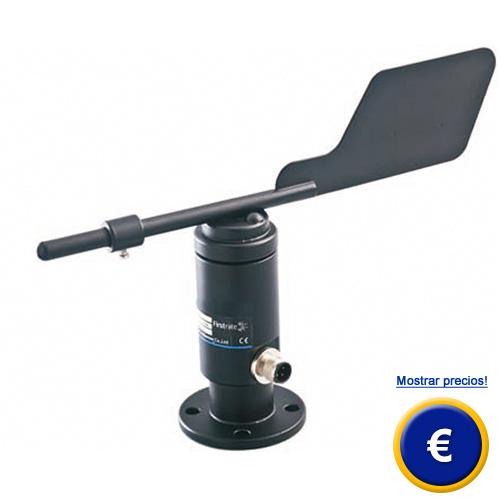 Más información acerca del sensor de dirección de viento