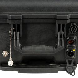 Sonómetro para exteriores Kit PCE-4xx-EKIT con varias conexiones