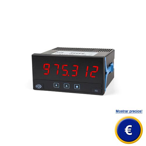 Más información acerca del tacómetro contador digital