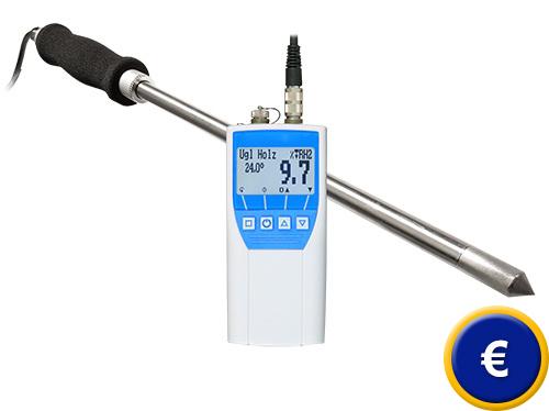 Termohigrometro de aplicación móvil