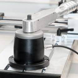 Calibración del torquímetro