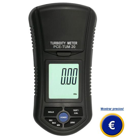 Turbidimetro PCE-TUM 20