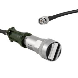 Sensor de aceleración del vibrómetro PCE-VM 20