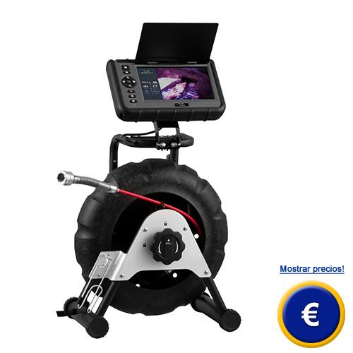Más información acerca del videoscopio Wi-Fi PCE-PIC 50
