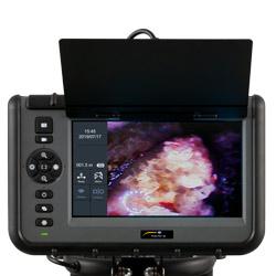 Pantalla del videoscopio Wi-Fi para canalizaciones PCE-PIC 50