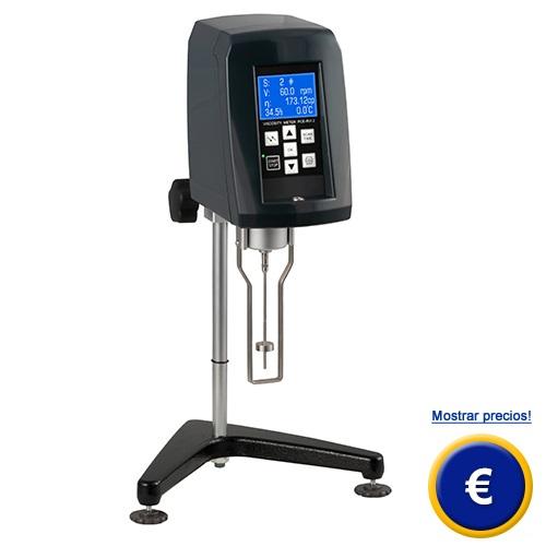 Más información acerca del viscosimetro PCE-RVI 2