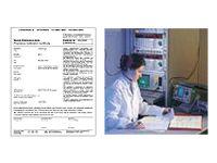 Certificados de calibración y verificación de PCE Instruments Chile S.A.