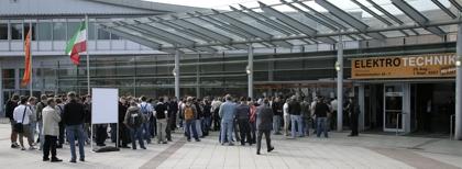 Feria realizada en Dortmund